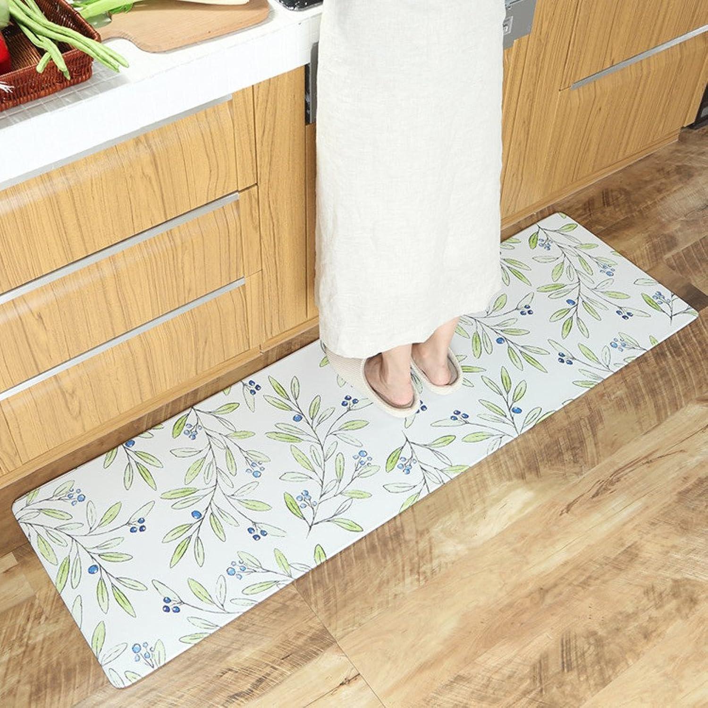 Rug Runner,Floor Runner,Cartoon Household Carpet Floor mats Bedroom Kitchen Leather Waterproof Sofa Coffee Table -L 45x150cm(18x59inch)