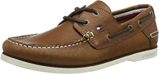 Tommy Hilfiger K2285not 1a, Chaussures Bateau Homme