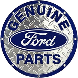 Signs 4 Fun Sraf Ford Parts Round Sign