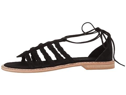 Right Bank Shoe Co�?Babe Sandal Black