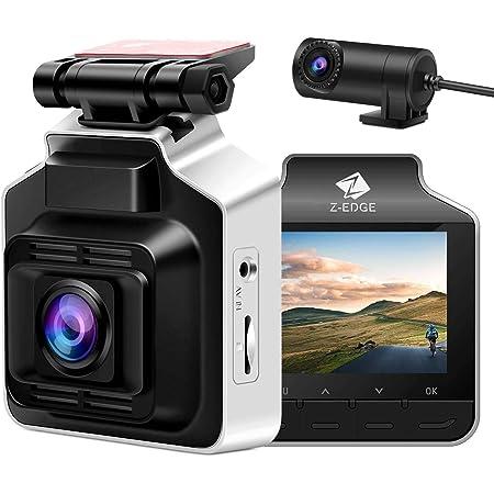 Z Edge Gps Dashcam Dual Car Camera Ultra Hd 1440p With Elektronik