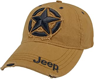Jeep 3D Star Cap