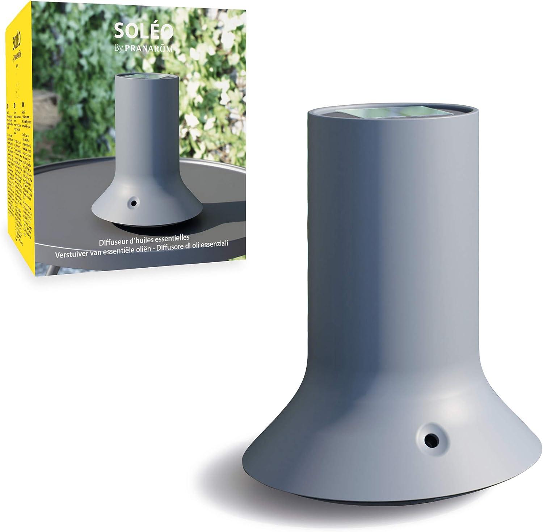 Pranarom - Difusión - Difusor Soleo - Sin Cables - Batería Recargable, One size, Vanilla