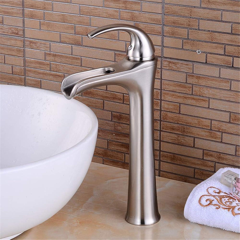 Wasserhahn Küche Waschbecken Badezimmer Warmes und kaltes Wasser Single-Unit-Mischbatterie Mischen von Küchen- und Badarmaturen