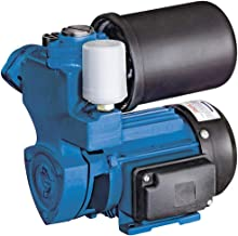 Crompton Mini Force II Surface Domestic Single Phase Pressure Pump (Blue, Aluminium)
