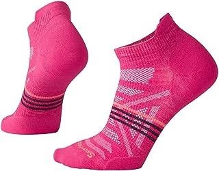 Women's PhD Outdoor Ultra Light Micro Socks ((Potion Pink)) Large