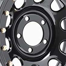 Pro Comp Single 15x8 Series 252 Wheel with Gloss Black Finish and 5x5.5 Bolt Pattern