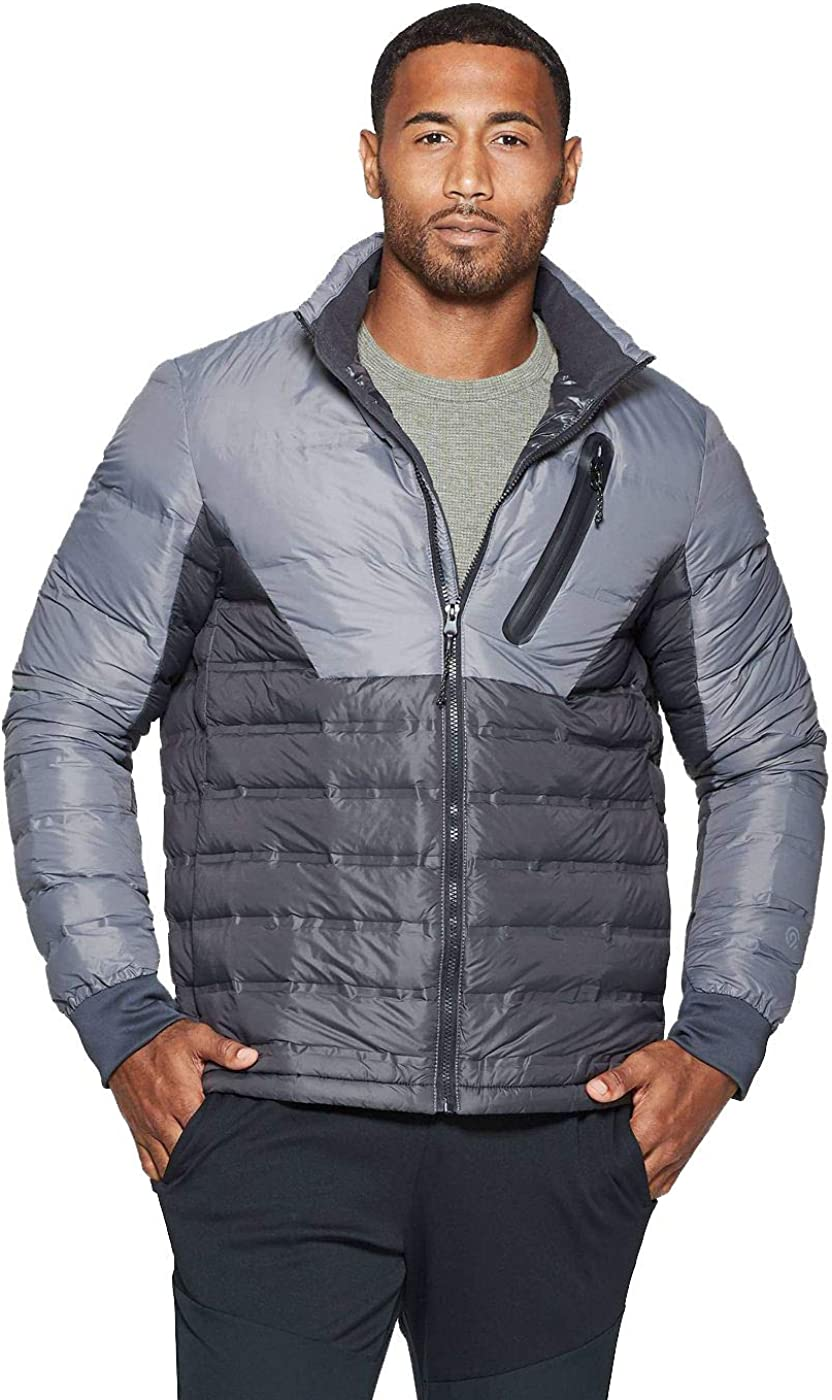 Champion ファクトリーアウトレット C9 Men's Lightweight Puffer 購買 - Jacket