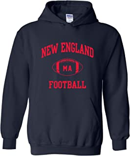 City Classic Football Arch American Football Team Sports Hoodie