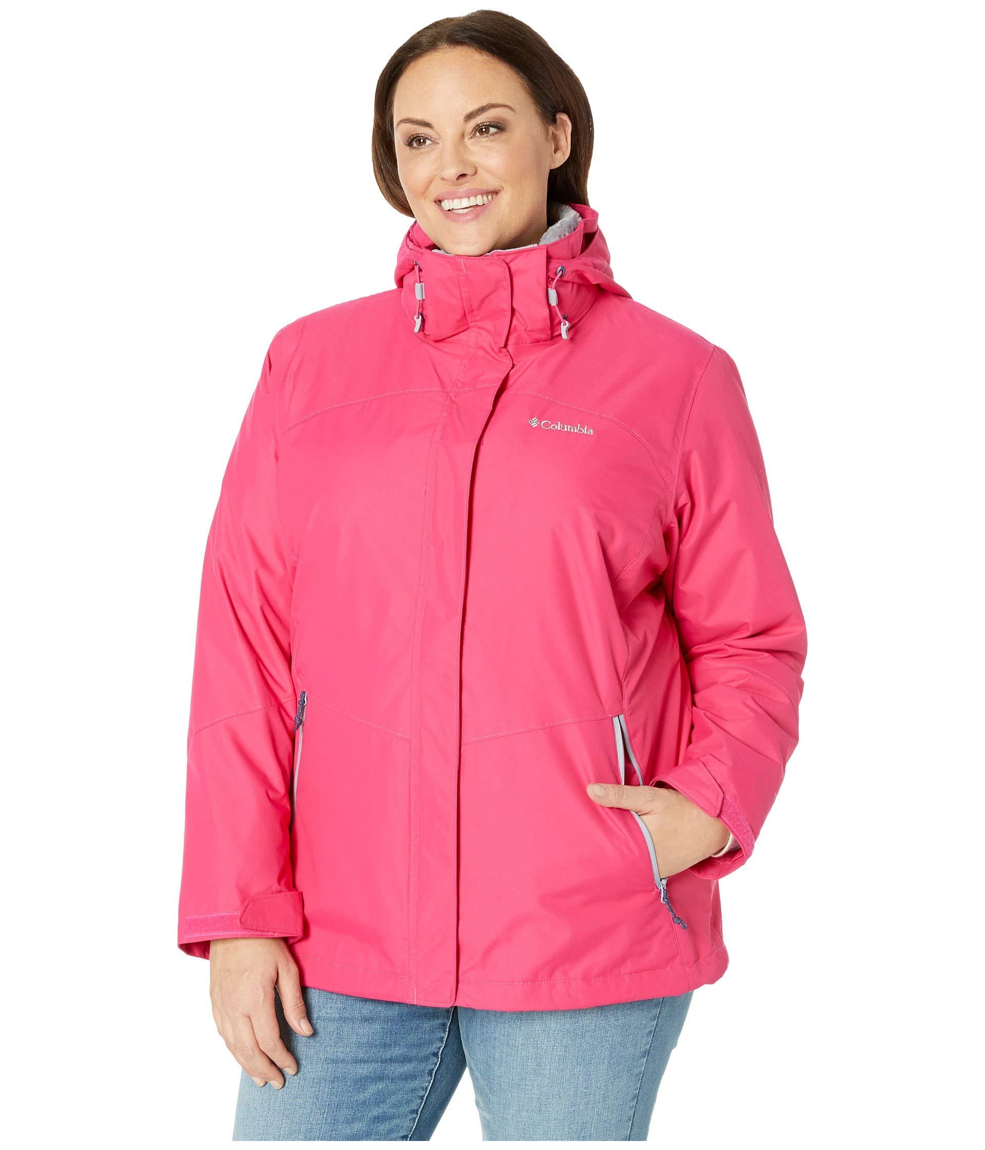 Size Bugaboo™ Ii Pink Cactus Interchange astral Columbia Plus Fleece Jacket 5wxTTq