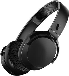 Skullcandy S5PXW-L003 Riff Wireless On-Ear Headphones with Microphone - Black