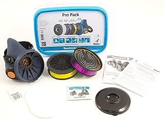 Sundstrom Safety Sundstrom(TM) SR 100 Half Mask Kit, S/M - Pro Pack S/M