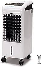 PURLINE RAFY 55 Climatizador Evaporativo de bajo Consumo 75W con Ruedas-3 Niveles de Potencia-Panel Digital-Mando a Distancia
