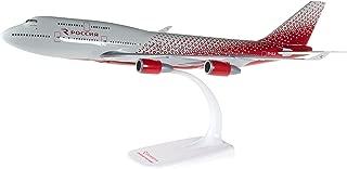 Herpa 611244 Rossiya Airlines Boeing 747-400 - Kit de maquetas de avión