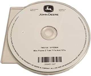 Best john deere 717a parts manual Reviews