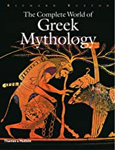 complete world of greek mythology edition 1