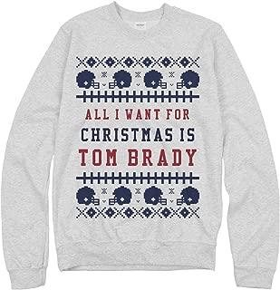 Ugly Sweater Mrs. Brady: Unisex Gildan Crewneck Sweatshirt