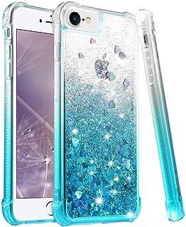 cover iphone 6 silicone glitter