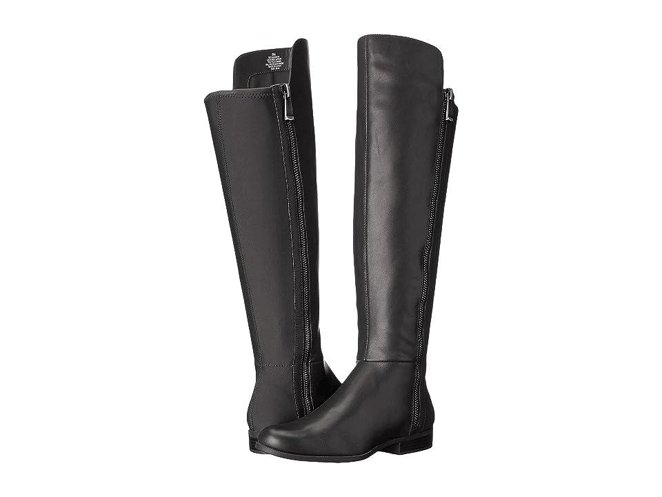Bandolino Camme (Black Leather) Women