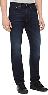 CALVIN KLEIN Men's 035 Straight Fit Jean