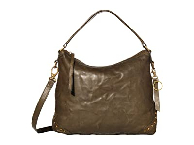 FRYE AND CO. Odessa Hobo (Forest) Hobo Handbags