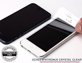 ScreenPatronus - HTC One SV Crystal Clear Cell Phone Screen Protector (LIFETIME REPLACEMENT WARRANTY)