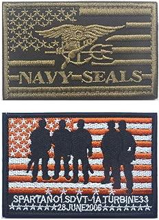 american flag navy seal