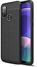 Wuzixi Case for Samsung Galaxy M30s. Double Layer Professional Anti-collision Cover, Durable,Four Corners Thickened, Cover Case for Samsung Galaxy M30s.Black