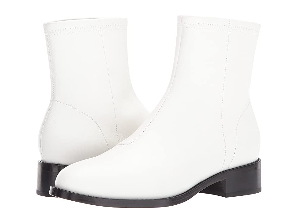 Opening Ceremony Dani Flat Boot (White) Women