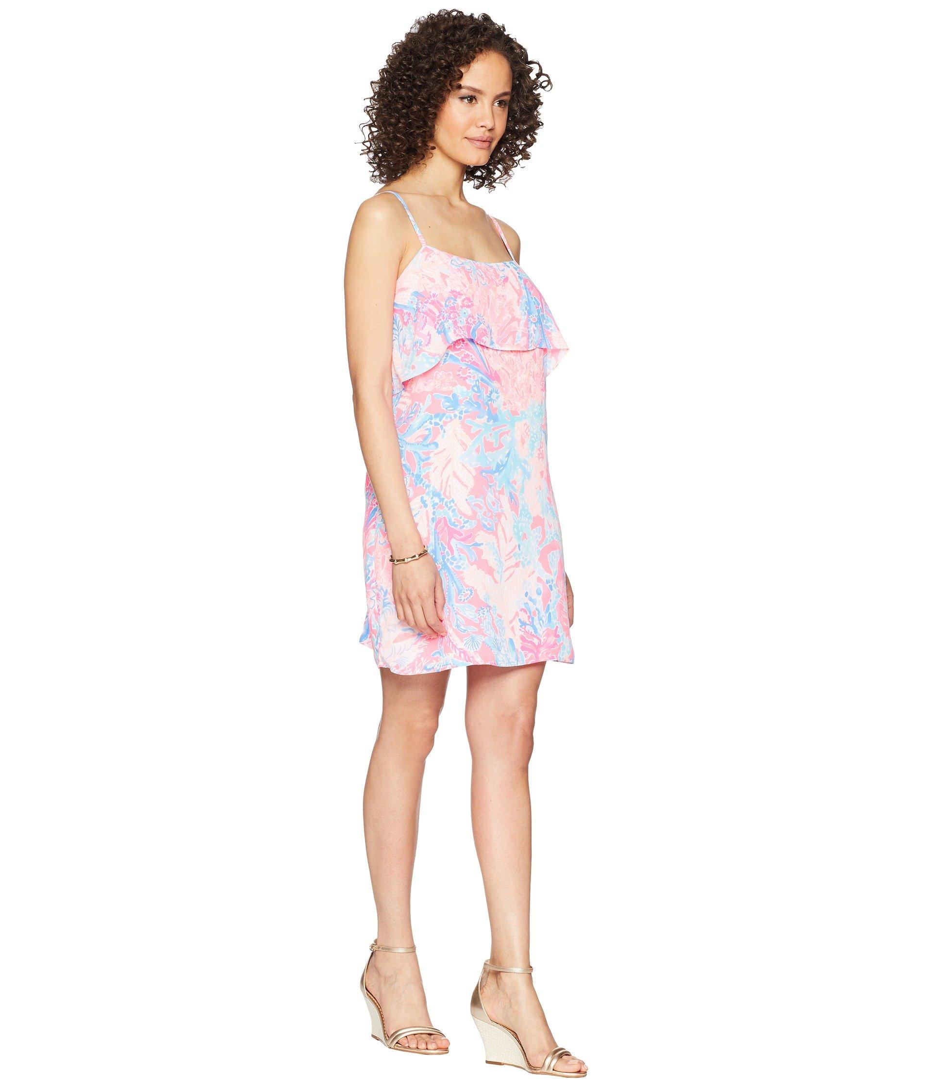 Aquadesiac Pascha Light Pulitzer Lilly Lexi Dress xXqpnfBw