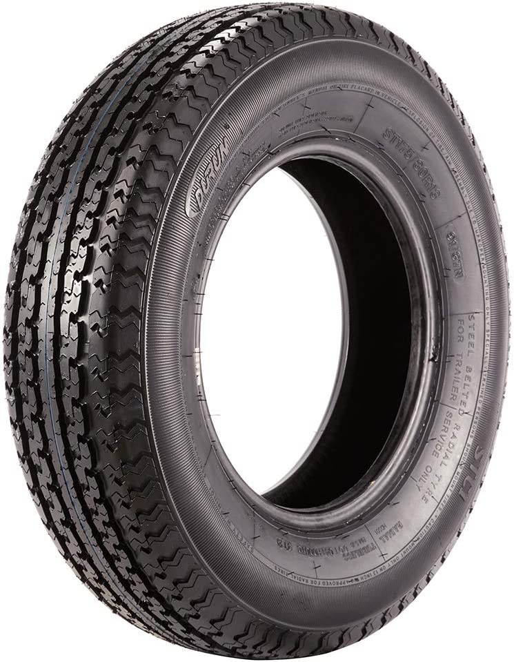 Animer and price revision ST Trailer Tire VANACC Cheap 175 Radial 80R 13 80 6PR