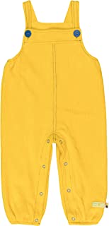 loud + proud Elastische Cord-Latzhose Aus Bio Baumwolle, Gots Zertifiziert Pantalones de Peto para Bebés