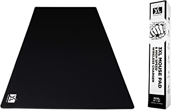 3XL Huge Mouse Pads Oversized (48''x24'') - Extra Large Gaming XXXL Mousepad for Full Desk - Super Thick Nonslip Rubber Ba...