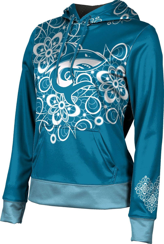 ProSphere Hawaii Pacific University Girls' Pullover Hoodie, School Spirit Sweatshirt (Foxy)