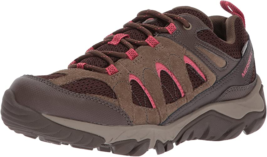 Merrell Men's Outmost Vent WTPF Hiking démarrage, Canteen, 10.0 M US
