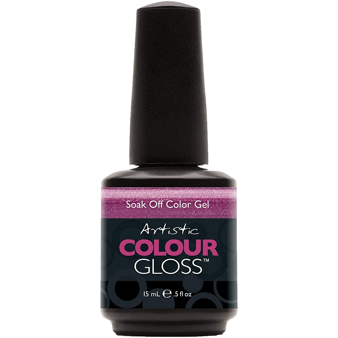 ストレスキャッシュ険しいArtistic Colour Gloss - Dashing - 0.5oz/15ml
