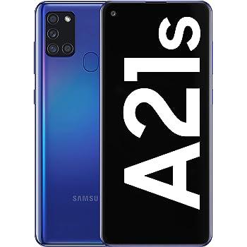 SAMSUNG A21s Blue Móvil 4g Dual Sim 6.5'' LCD HD+/8core/64gb/4gb Ram/48+8+2+2mp/13mp