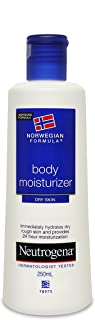 Neutrogena Norwegian Formula Body Moisturizer, 250ml