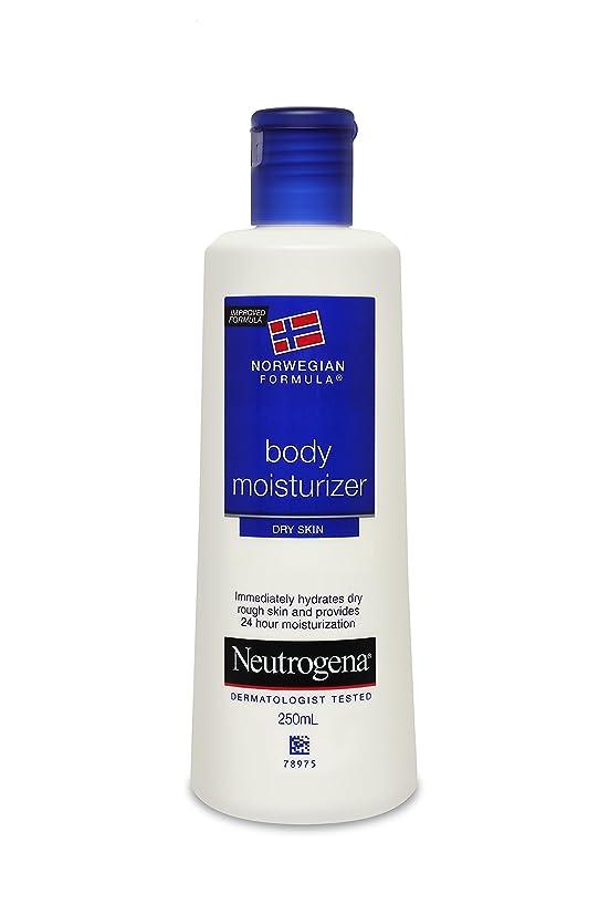 とまり木裏切り放棄Neutrogena Norwegian Formula Body Moisturizer (for Dry Skin), 250ml