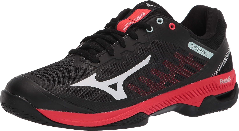 Mizuno Very popular Men's Wave Exceed 67% OFF of fixed price Super Light 2 Shoe Tennis