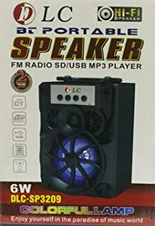 Small Speaker Rechargeable Bluetooth DLC-SP3209