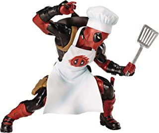 Kotobukiya Marvel Universe Cooking Deadpool Artfx & Statue Action Figure