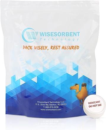 wiseorbent 8000Pcs/CT 1G/Pc 食品级*硅胶凝胶