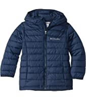 Powder Lite™ Hooded Jacket (Little Kids/Big Kids)