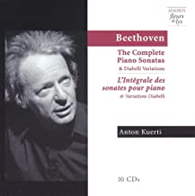 Beethoven: The Complete Piano Sonatas & Diabelli Variations