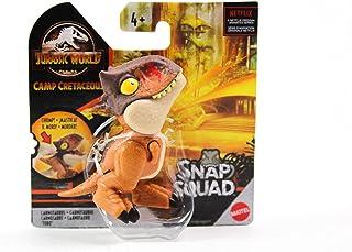 Jurassic World Camp Cretaceous Snap Squad Carnotaurus Toro Figure