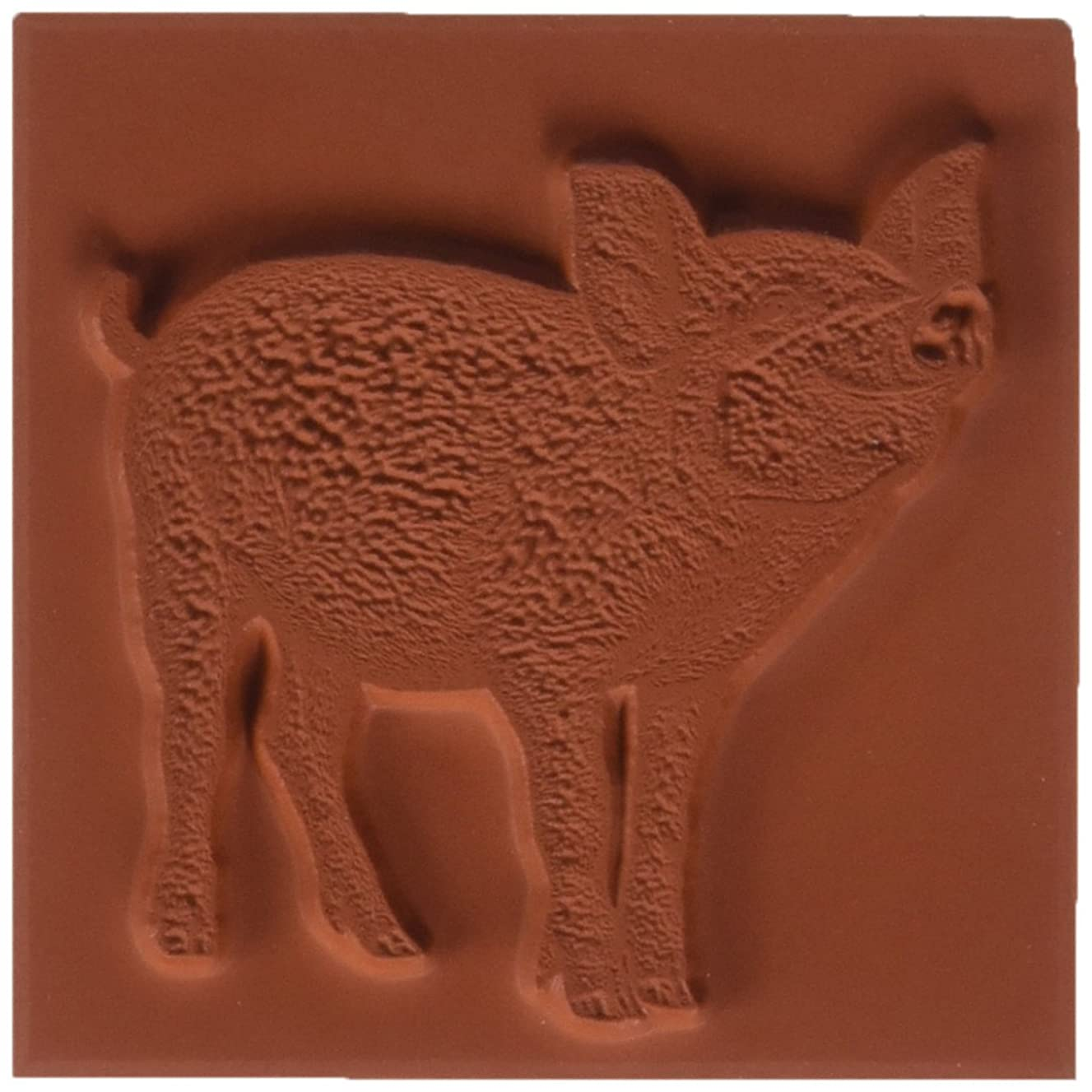 Deep Red Stamps 3X405507 Cling Stamp, 2