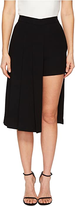 Neil Barrett - Hybrid Pleated Panel Skirt/Shorts
