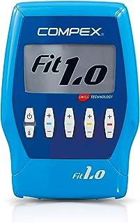 comprar comparacion Compex Fit 1.0 Electroestimulador, Unisex, Azul