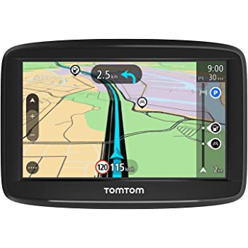 TomTom Start 20 M Europe 22 navigatore 10,9 cm Touch screen Fisso Nero 154 g 4.3